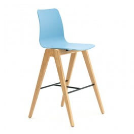 Polly Wood Stool
