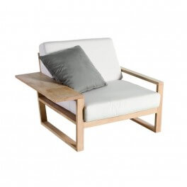 Lineal Armchair